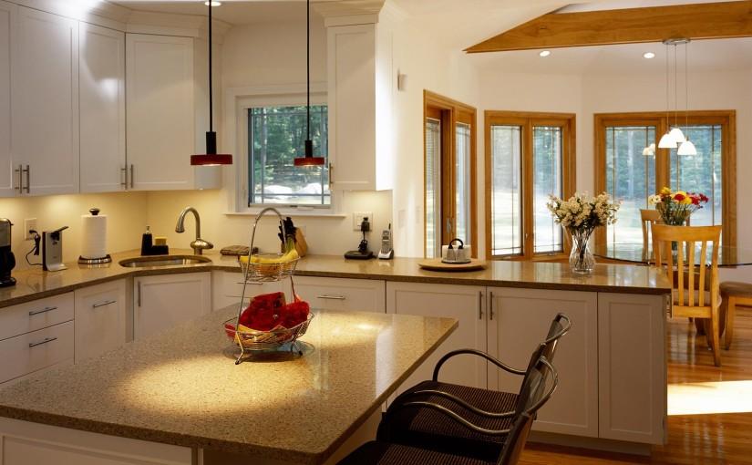 MODERN HOUSE, MILLIS, MASSACHUSETTS   2